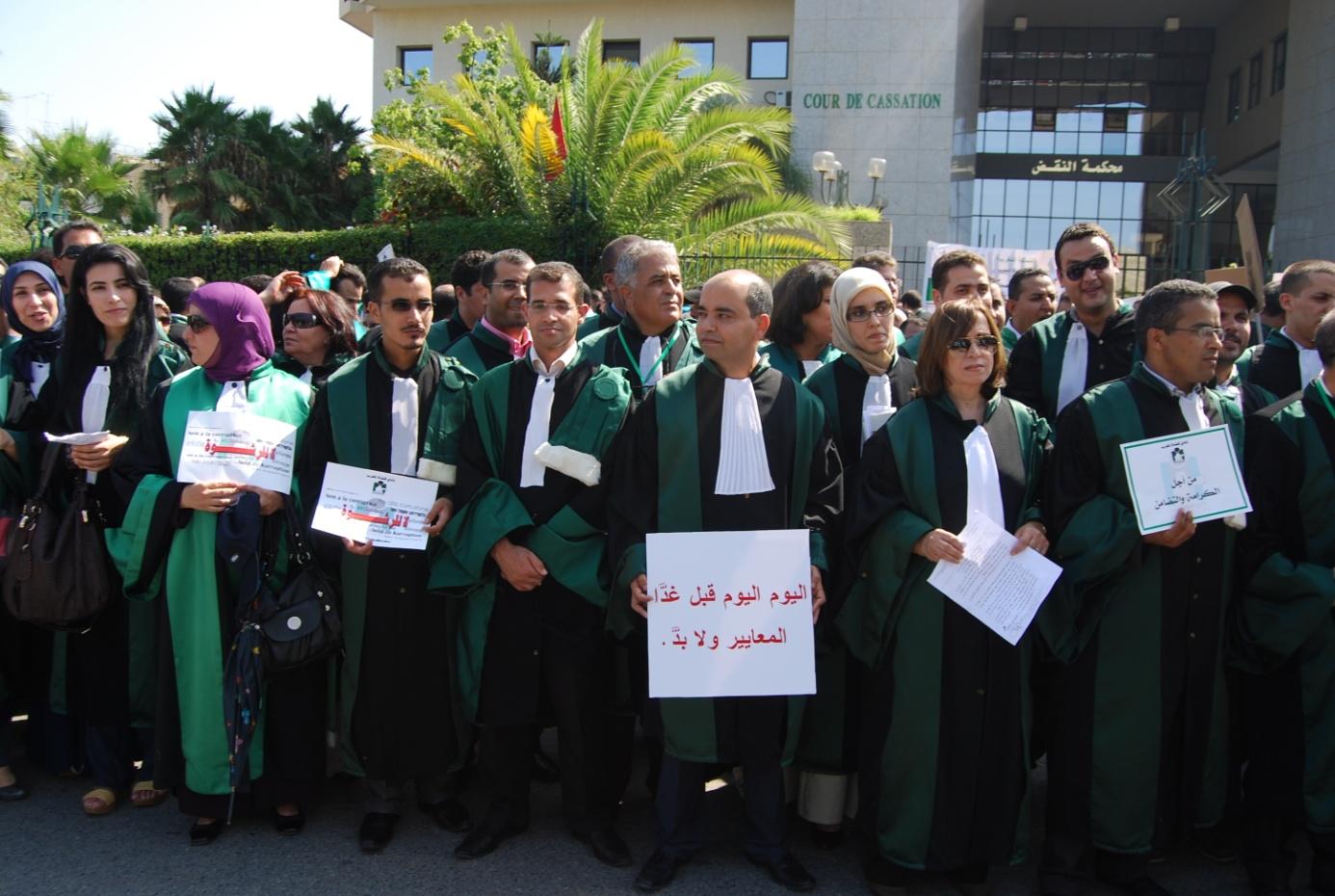 نقل القضاة بسبب الترقية في المغرب: أي موازنة بين المصلحة القضائية ومبدأ عدم نقل القاضي إلا برضاه؟