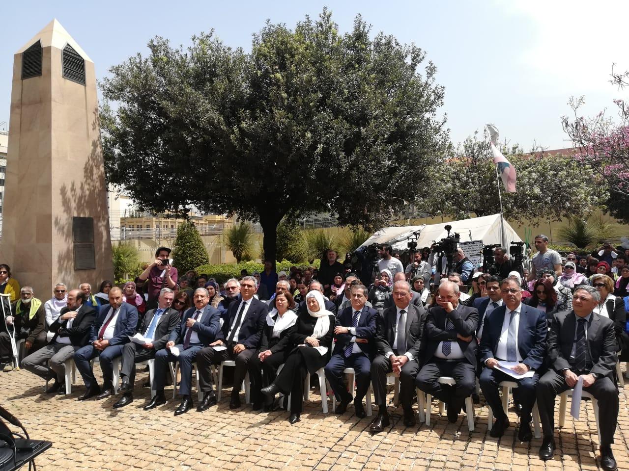 لجنة أهالي المفقودين تستعجل تشكيل الهيئة الوطنية لتطبيق القانون