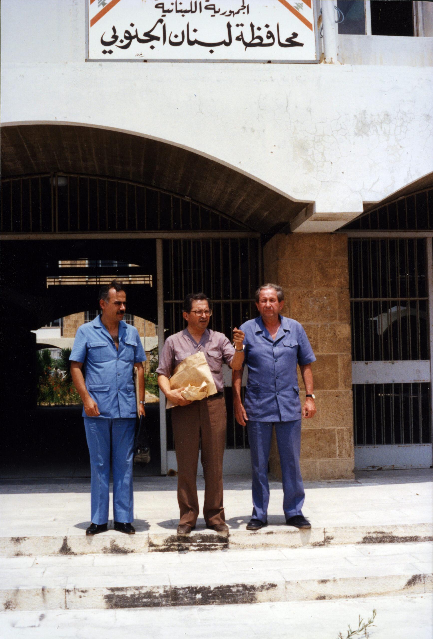 النفايات السامة في لبنان ـ الجزء الثالث (1995): الملف في القضاء