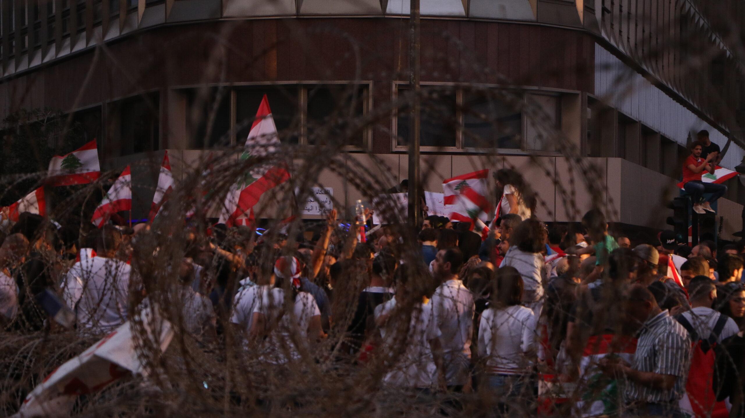 أزمة لبنان واستعادة الشعب لسيادته