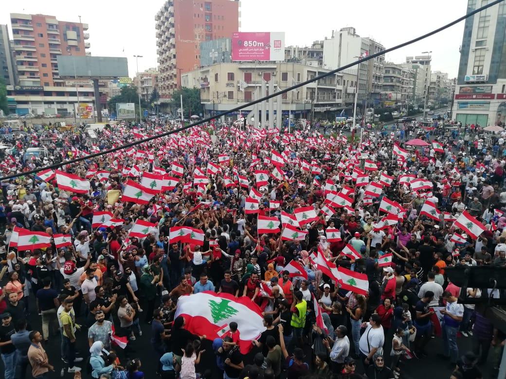 طرابلس في يومها العاشر: ثورة ضد الفساد والتبعية