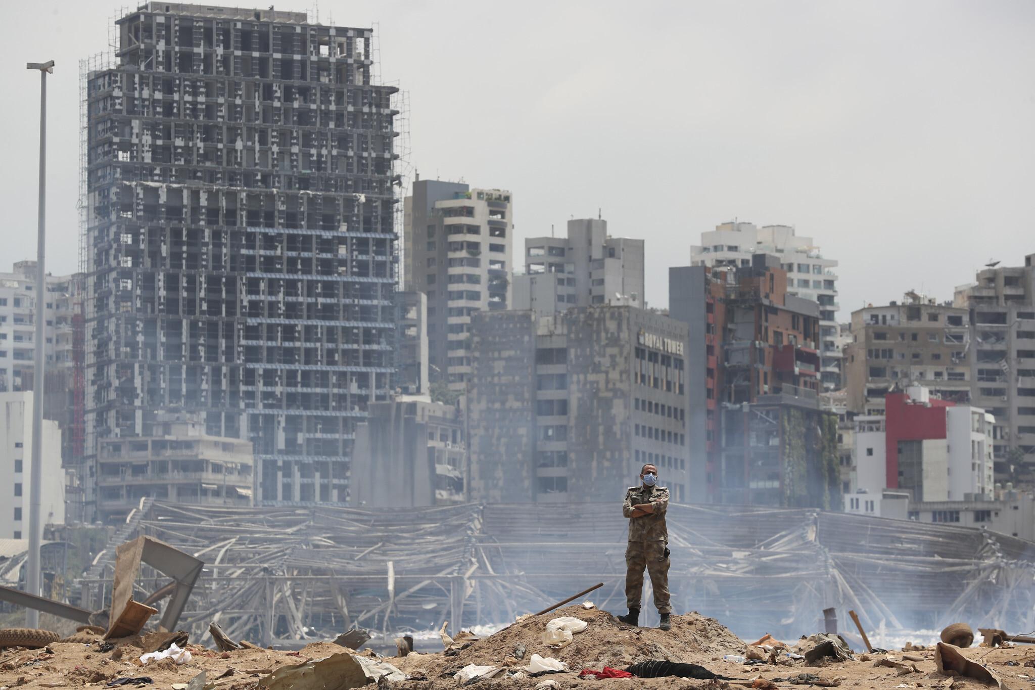 بيان لذوي ضحايا مجزرة المرفأ:  طائفة الضحايا موحّدة من أجل الحقيقة والعدالة